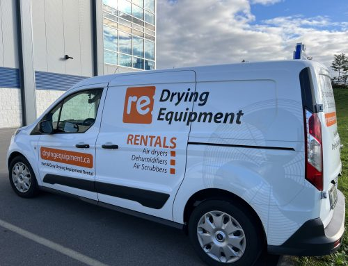 Drying Equipment Hiring Drivers and Purchasing Vehicles for Equipment Delivery